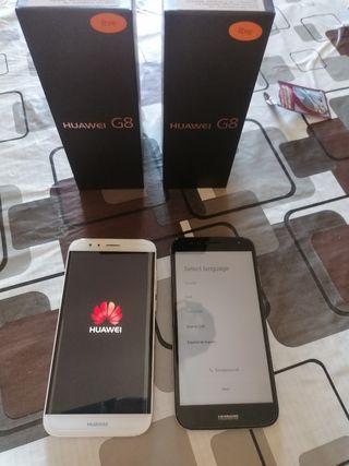 Pareja de móviles Huawei g8