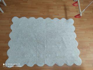 alfombra galleta de Lorena canals