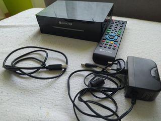 i-Cube 2700 Disco Multimedia 2TB TDT HD Grabador