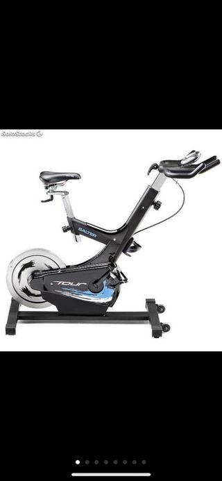 Bici spinning salter