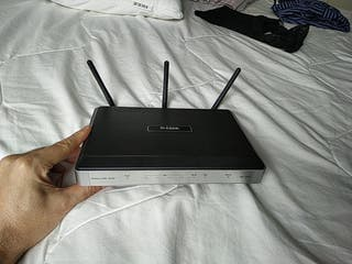 Router WiFi ADSL2+ D-Link