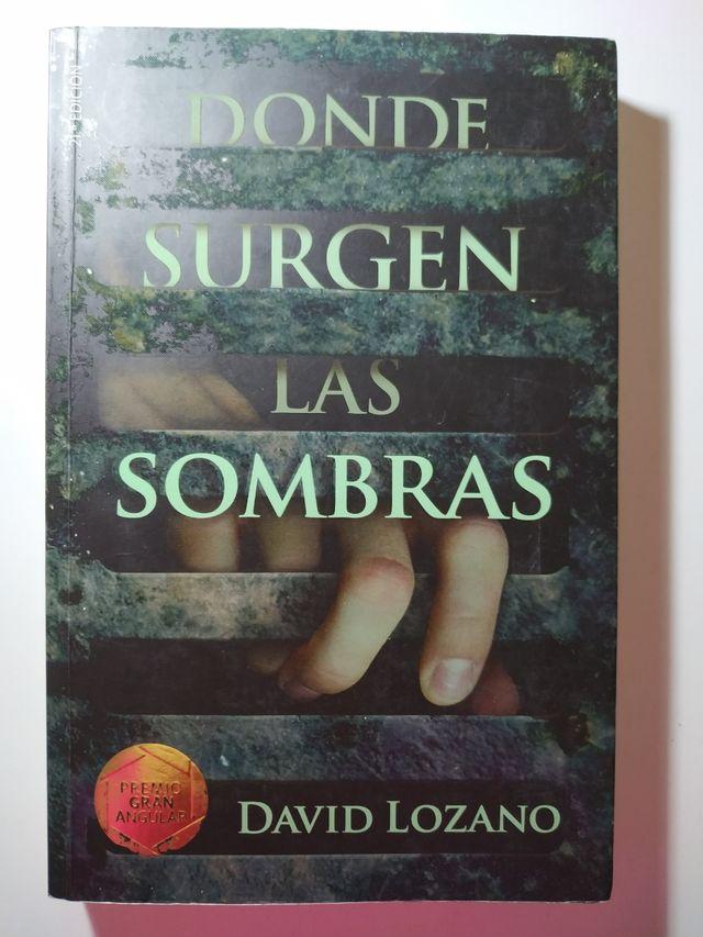 Libro Donde Surgen Las Sombras De Segunda Mano Por 7 Eur En Don Benito En Wallapop
