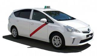 Compro licencia de Taxi
