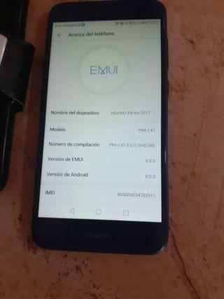 se vende Huawei p8lite esta nuevo