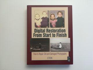 "Libro ""Digital Restoration From Start to Finish"""