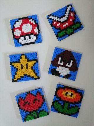 Posavasos Super Mario Bros
