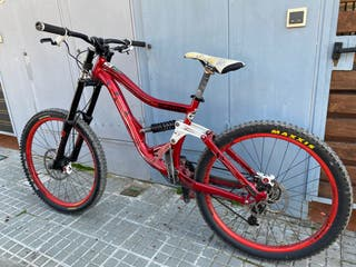 Bici DH Specialized big hit