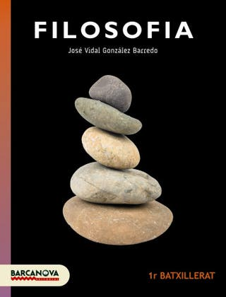 Libro filosofia primero de bat, Barcanova (català)