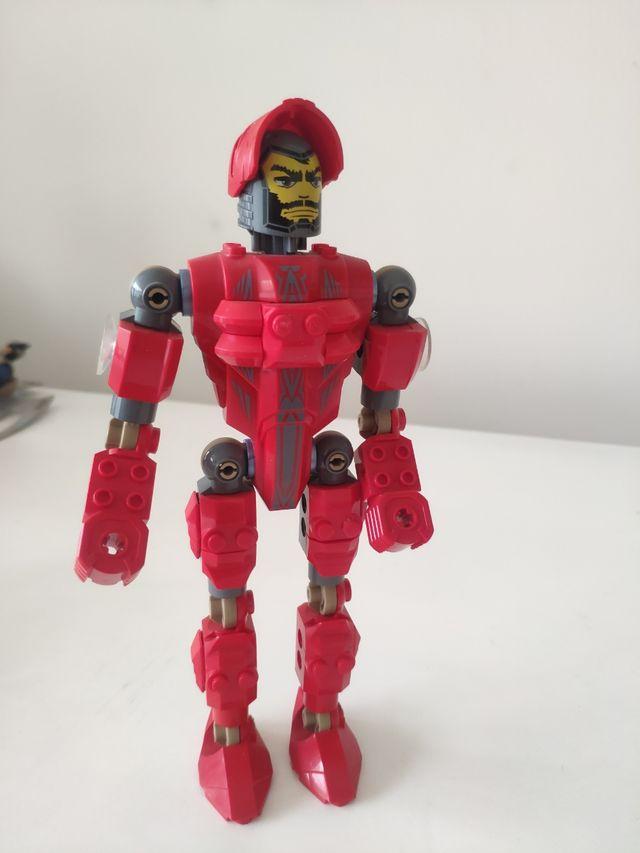 Caballero Lego red 20 cm