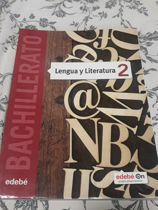 Lengua y Literatura 2o Bach Editorial Edebé