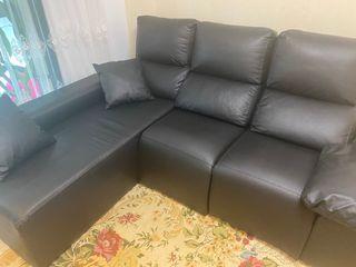 Sofa cuerro sintetico alta calidada replica Franco
