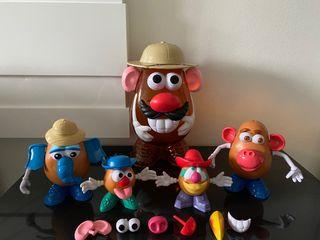 Mr Potato Safari completo
