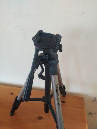 Trípode de fotos velbon CX 444