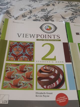 Inglés 2o Bach ViewPoints Burlington Books
