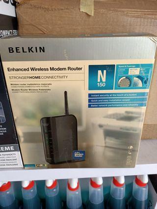 Router Wifi Belkin
