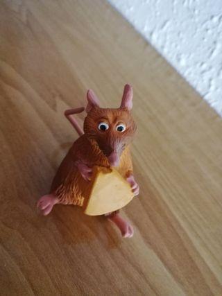 Ratatouille Emile Figura