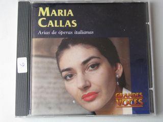GRANDES VOCES. MARIA CALLAS. ARIAS DE OPERAS ITAL