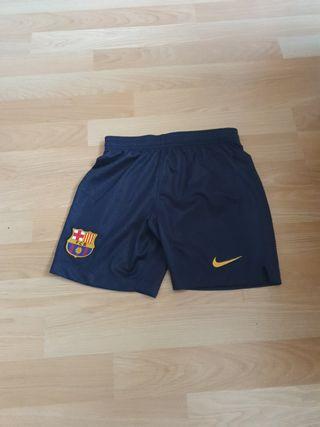 pantalón oficial fc barcelona