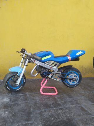 minimoto replica yamaha fk1