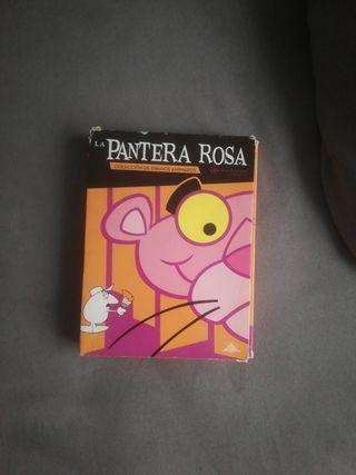 La pantera rosa. colección DVDs