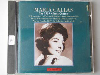 CD Maria Callas, Recital, Live in Athens 1957