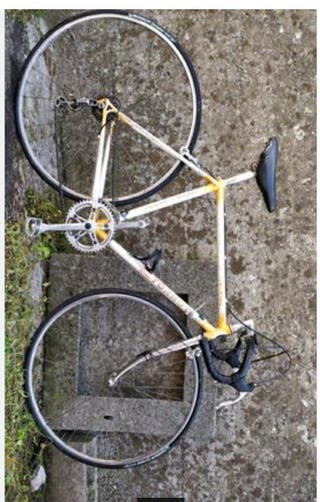 bicicleta torrot junior