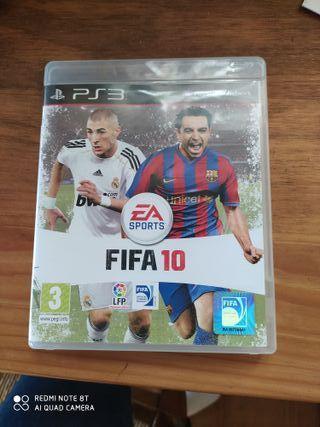 Juegos PS3 FIFA 10 y grand theft auto IV