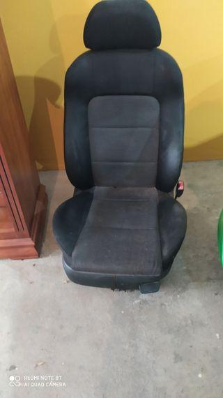 asiento seat leon
