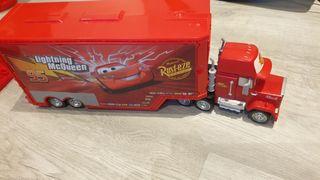 camión Mack Rayo de cars