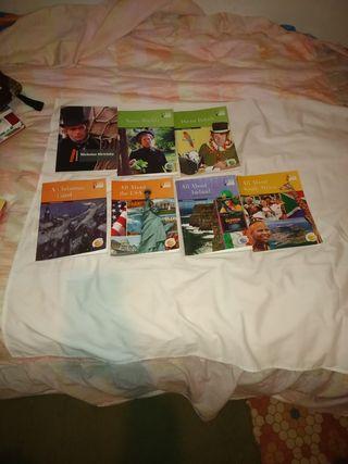 Pack libros inglés