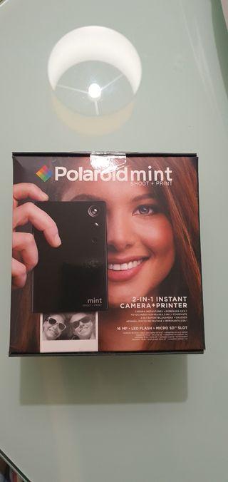 CAMARA POLAROID MINT (cámara e impresora de fotos)