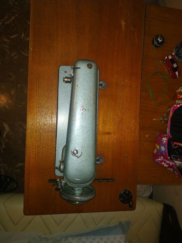 maquina de coser segma