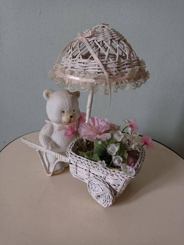 oso de porcelana