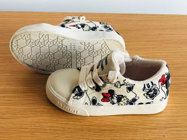 Zapatillas de minie Zara