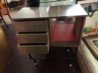 Mesita tv mueble bar vintage