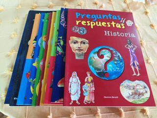10 Libros de aprendizaje niños y jóvenes