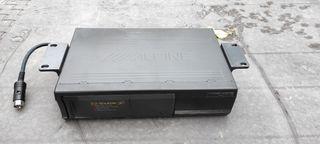 cargador de CD alpine