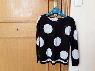 Jersey de niña, H&M, talla 4-5