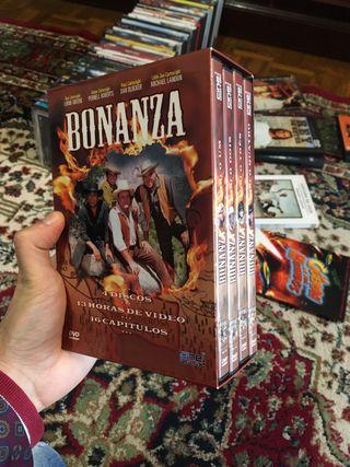 Bonanza serie completa dvd