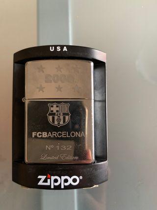 Zippo coleccionista FCBARCELONA