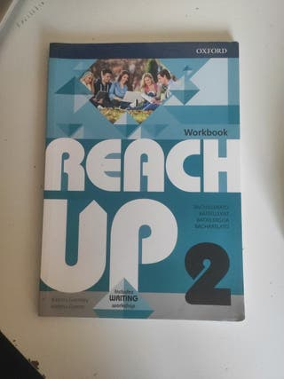 Libro Inglés Bachillerato. Reach Up 2 Workbook
