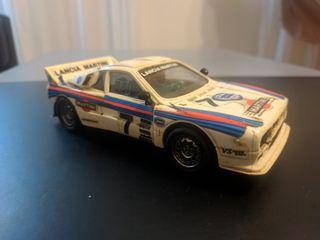 Coche Scalextric Lancia 037