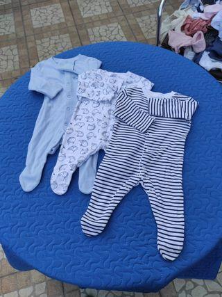pijamas 1 mes