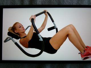 AB EXERCISER NUEVO Aparato abdominales Decathlon