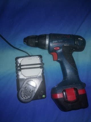taladro destornillador bateria bosch