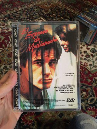 El expreso de medianoche dvd