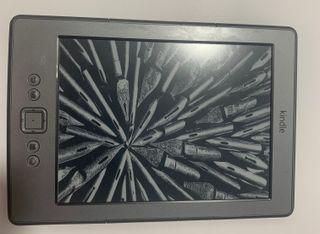 Ebook Kindle 4 generación