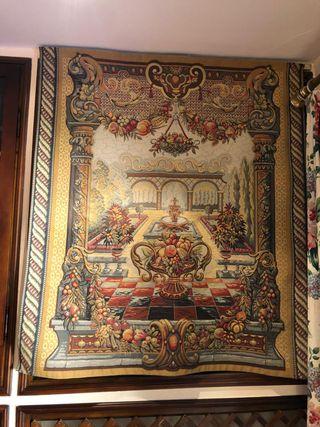 Tapices flamencos originales