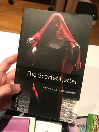 Libro the Scarlett Letter