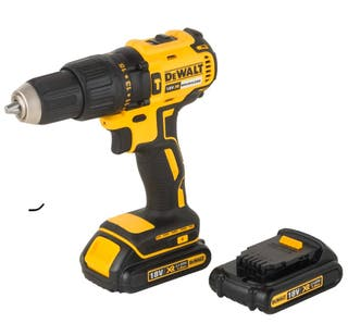 Vendo taladro Dewalt brushless